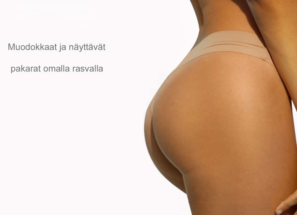 Fat transfer to the buttocks – Brazilian Butt Lift